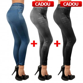 Slim' n Lift Caresse Jeans