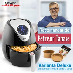 Power AirFryer Deluxe
