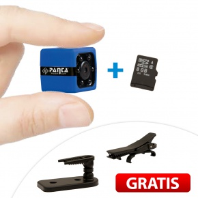 Panta Pocket Cam + card SD
