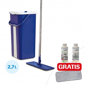 LIVINGTON Toucheless Mop